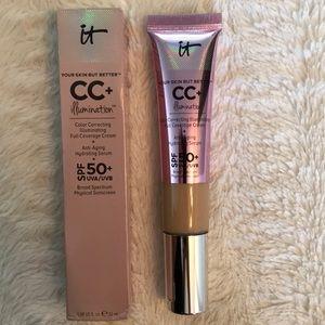 ✨IT Cosmetics✨ CC+ Cream Illumination with SPF 50